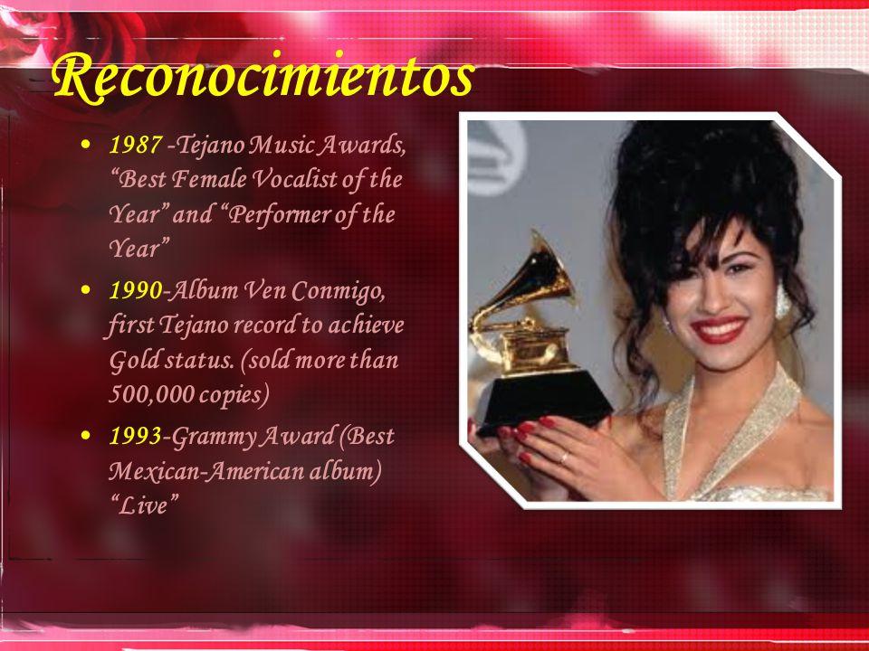 Selena Queen of Tejano Music. - ppt descargar