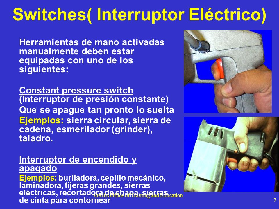 Switches( Interruptor Eléctrico)