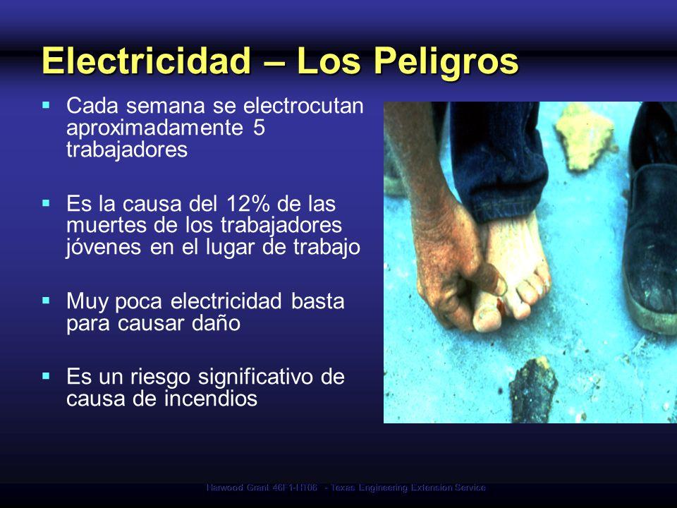 Electricidad – Los Peligros