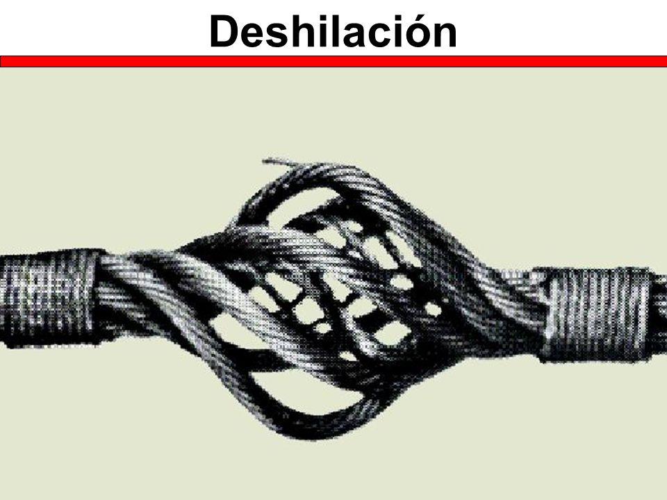 Deshilación