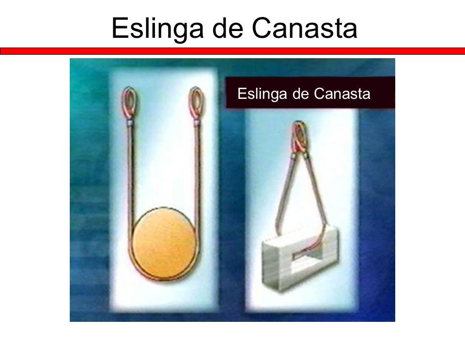 Eslinga de Canasta Eslinga de Canasta