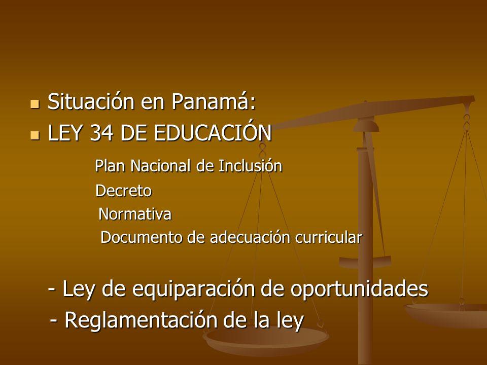 Plan Nacional de Inclusión