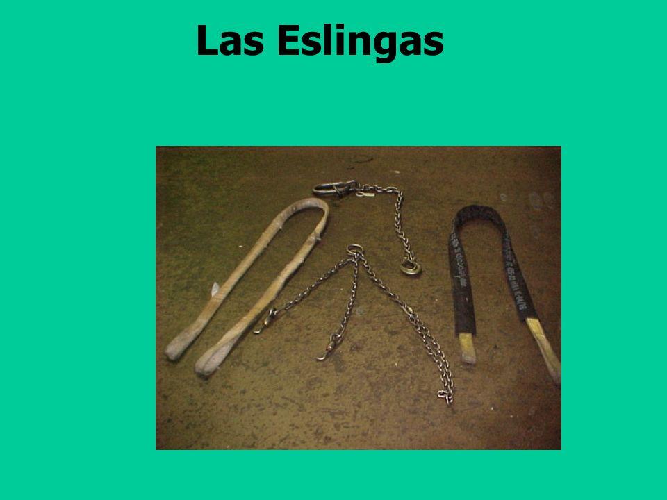 Las Eslingas