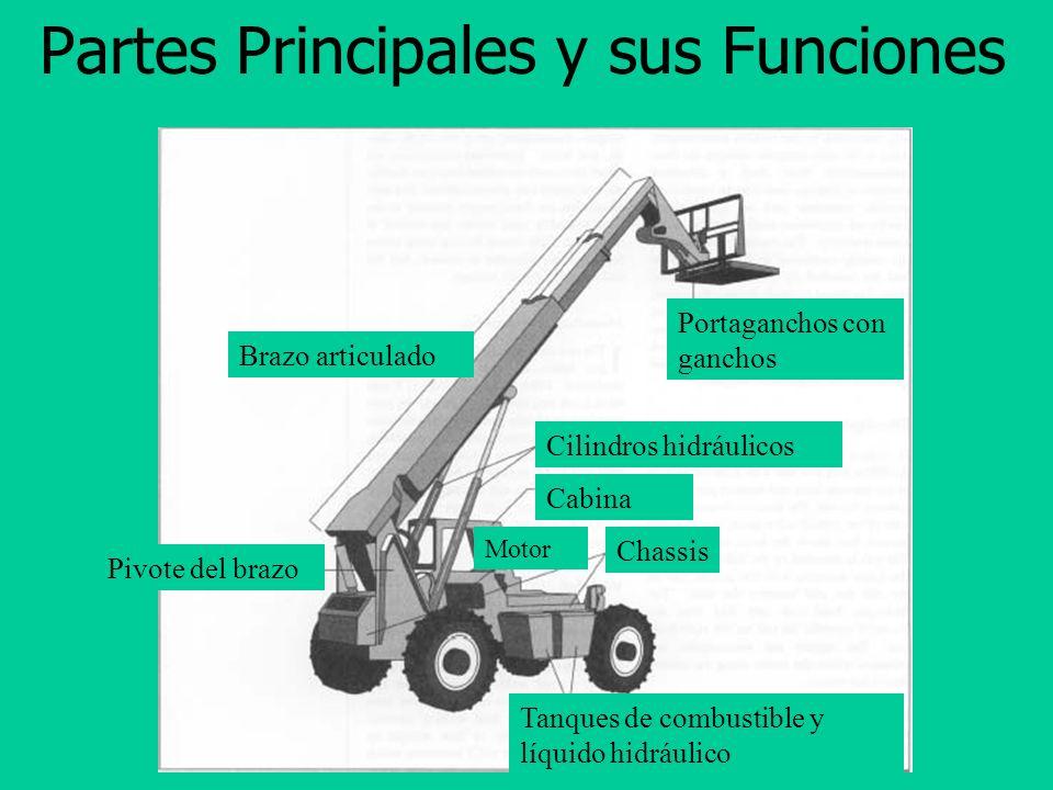 Partes Principales y sus Funciones