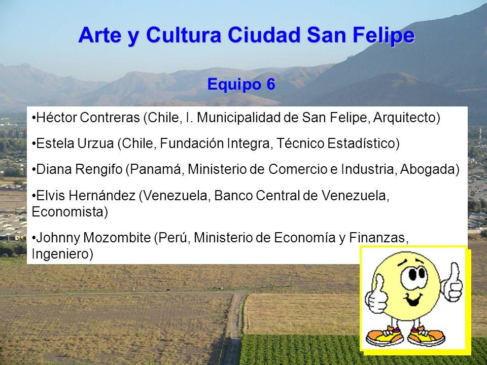 Arte y Cultura Ciudad San Felipe