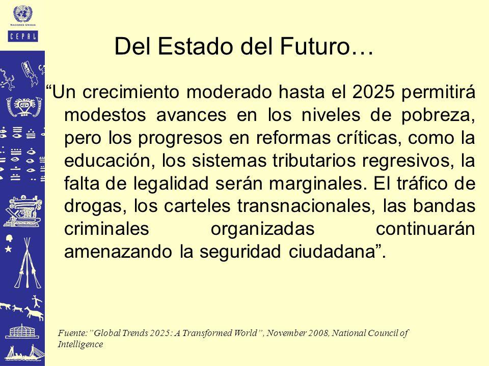 Del Estado del Futuro…