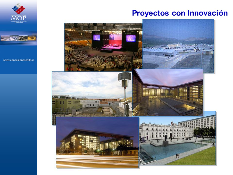 Proyectos con Innovación