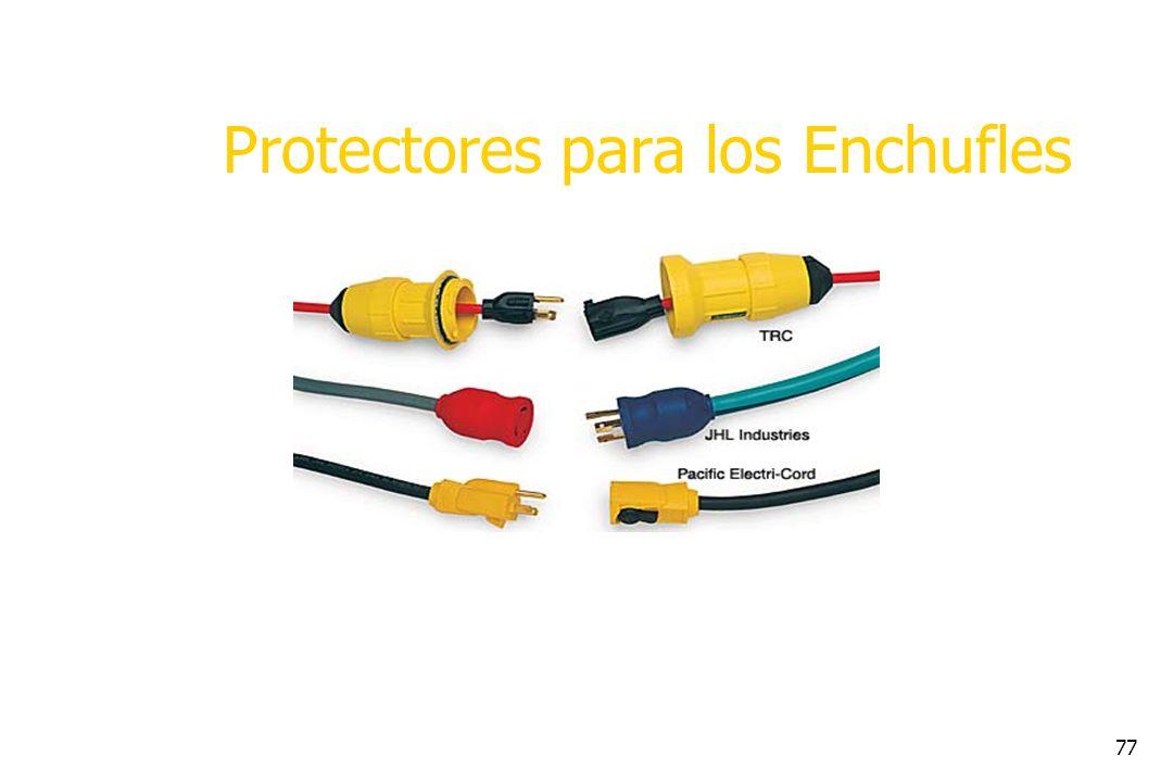 Protectores para los Enchufles