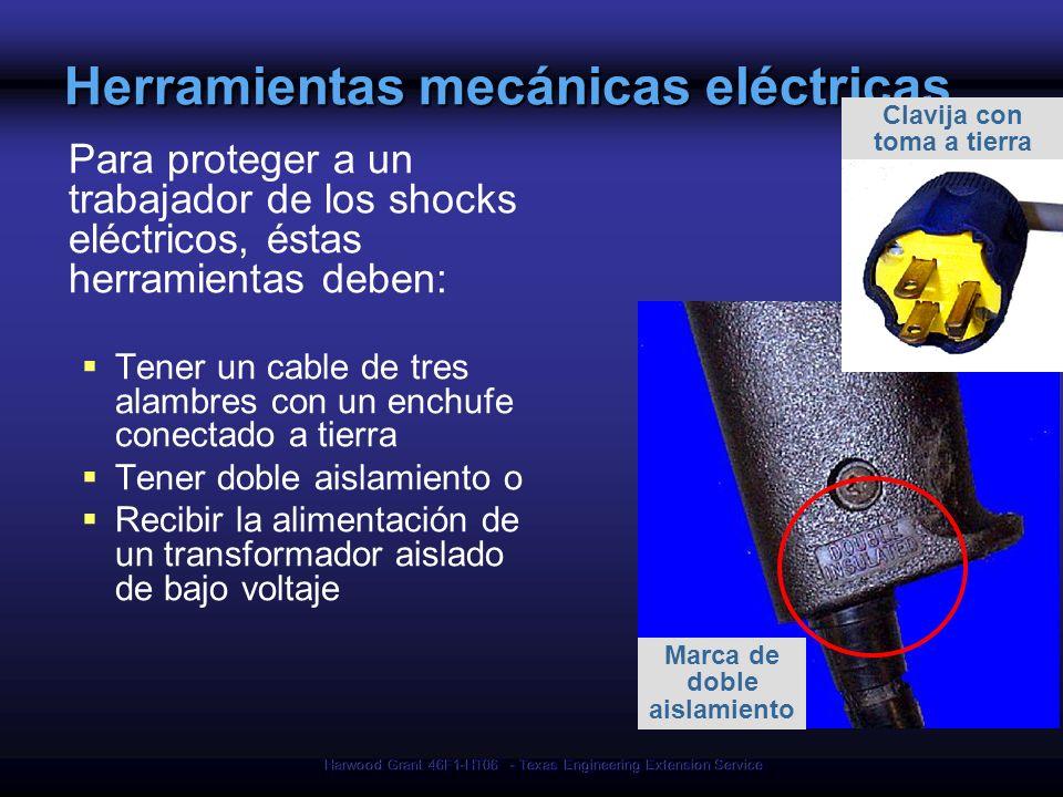 Herramientas mecánicas eléctricas