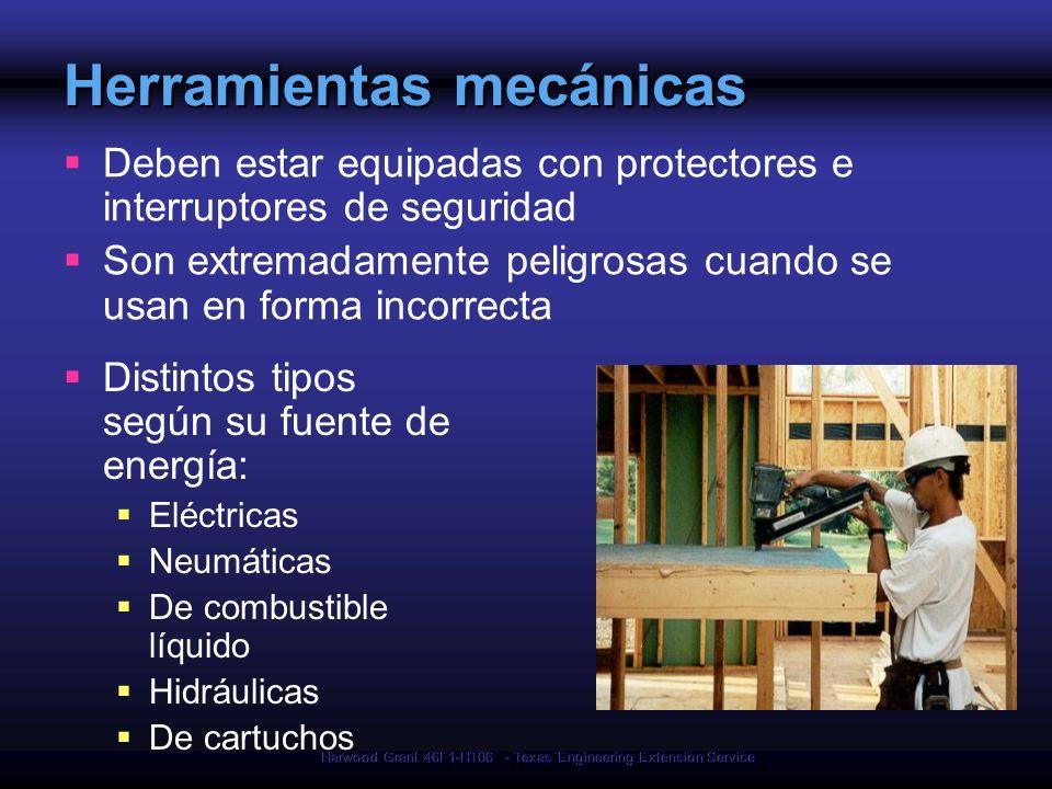 Herramientas mecánicas