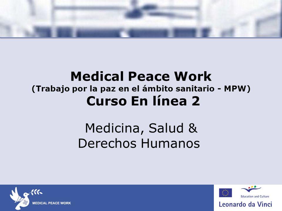 Medicina, Salud & Derechos Humanos