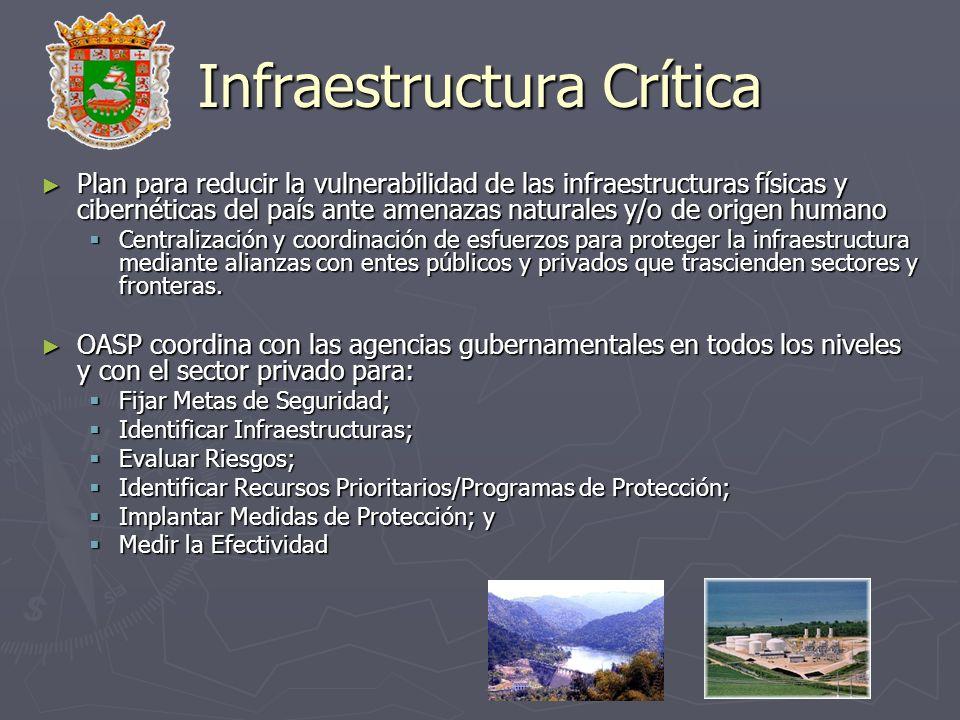 Infraestructura Crítica