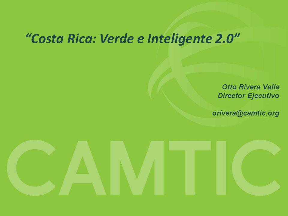 Otto Rivera Valle Director Ejecutivo orivera@camtic.org
