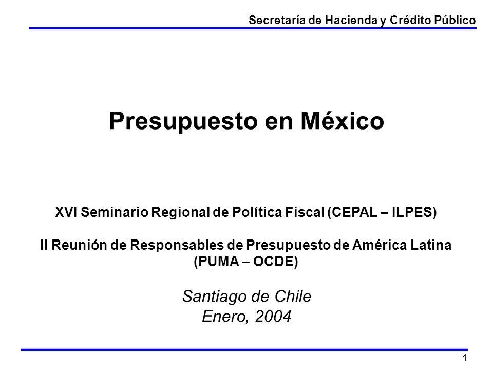 XVI Seminario Regional de Política Fiscal (CEPAL – ILPES)