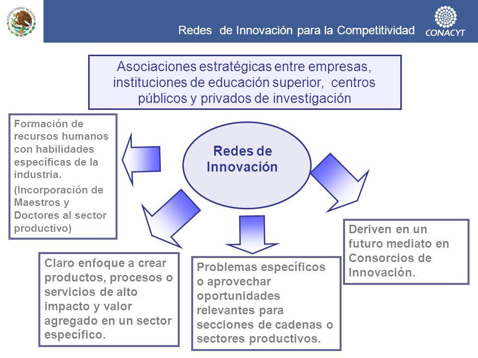 Redes de Innovación para la Competitividad