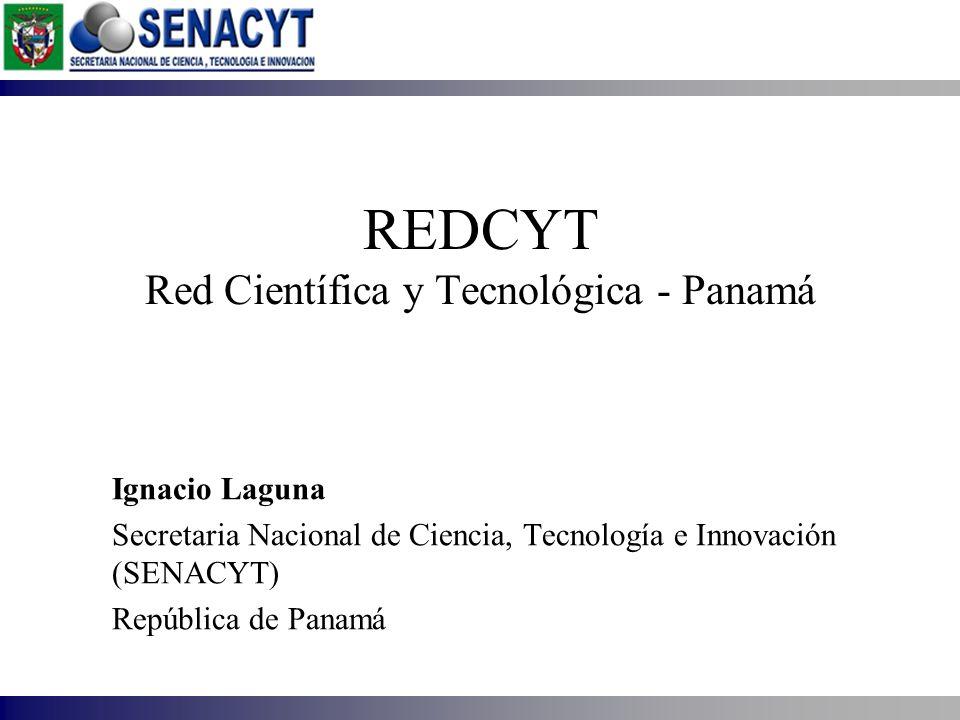 REDCYT Red Científica y Tecnológica - Panamá