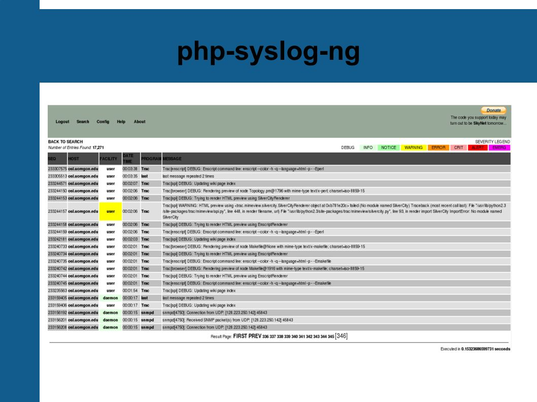 php-syslog-ng