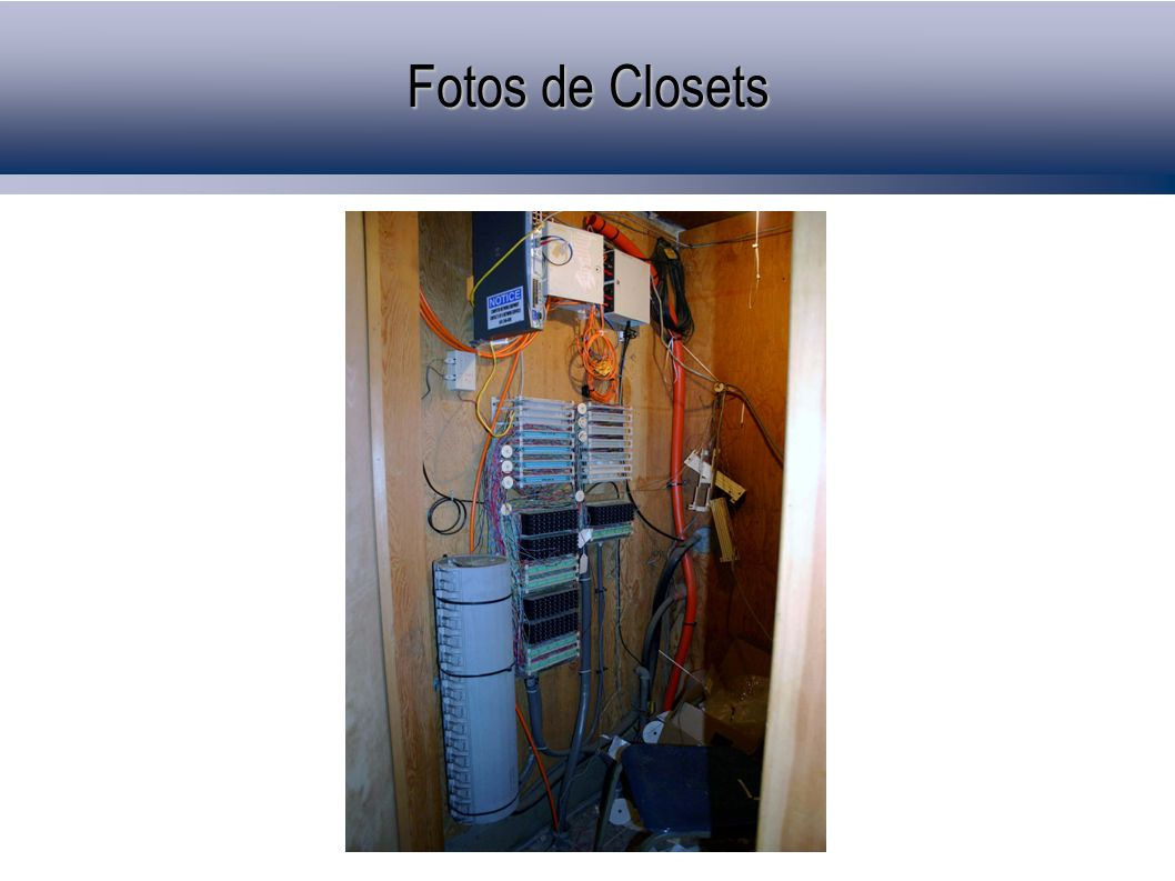Fotos de Closets