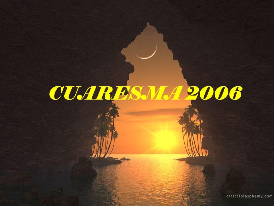 CUARESMA 2006