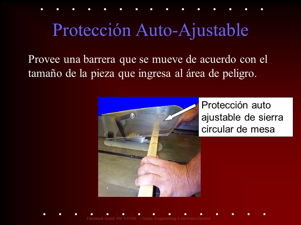Protección Auto-Ajustable