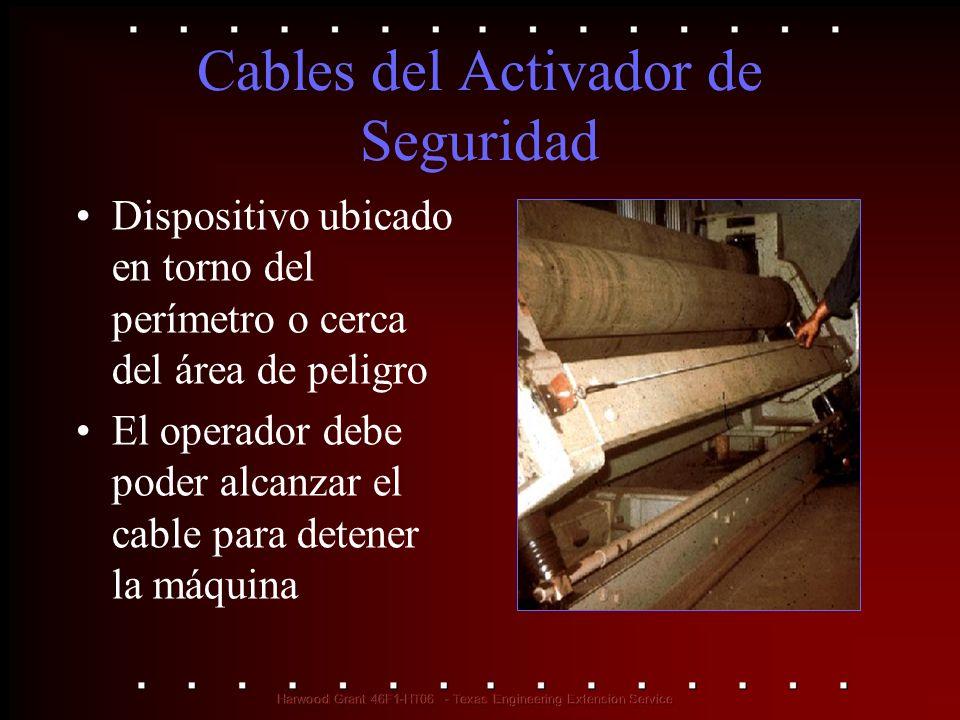 Cables del Activador de Seguridad