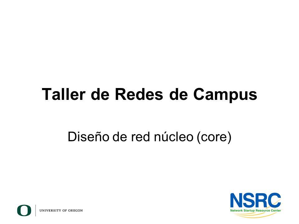 Taller de Redes de Campus