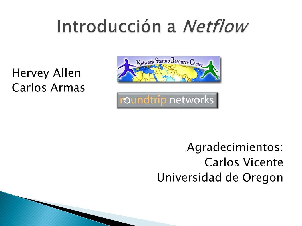 Introducción a Netflow