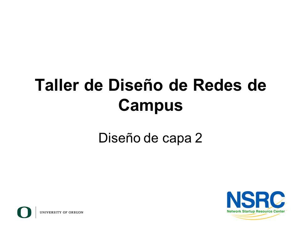 Taller de Diseño de Redes de Campus