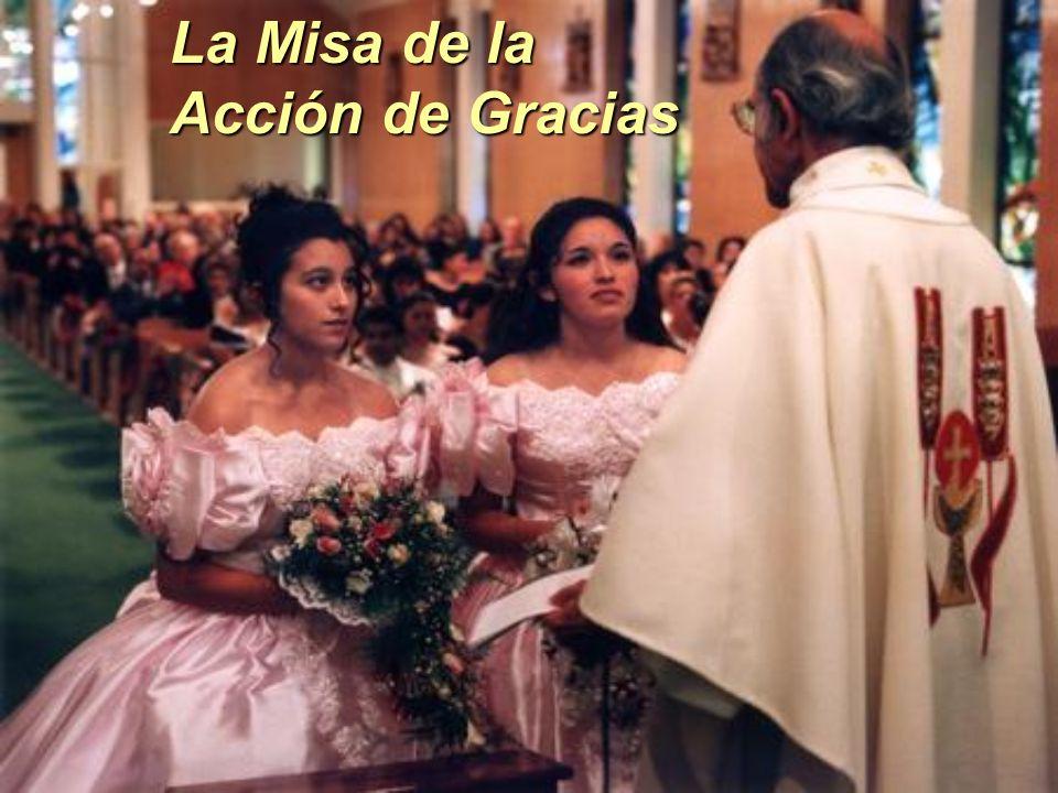La Misa de la Acción de Gracias