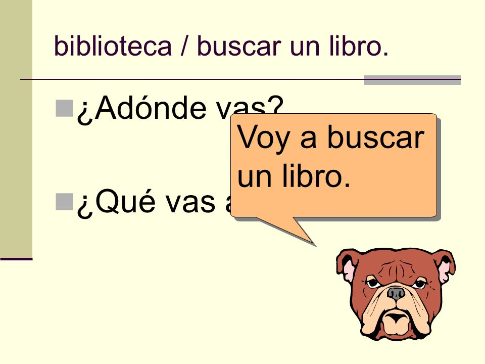 biblioteca / buscar un libro.