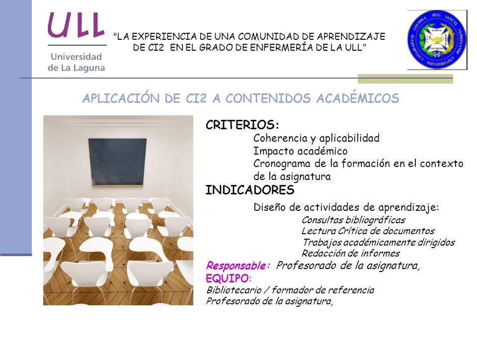 Diseño de actividades de aprendizaje: