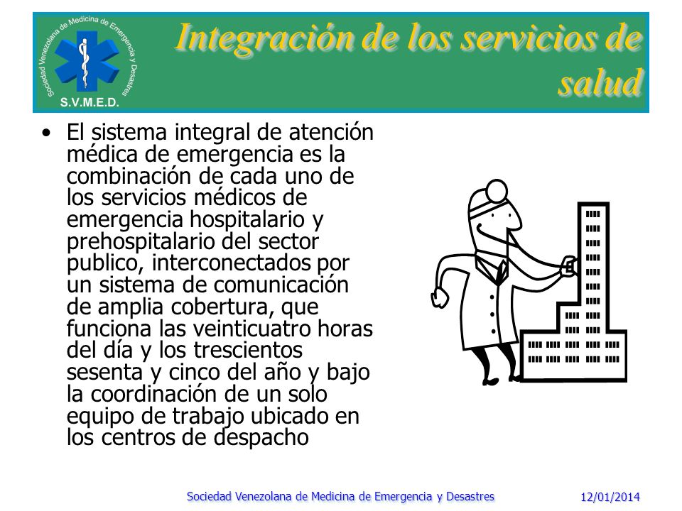 Integración de los servicios de salud