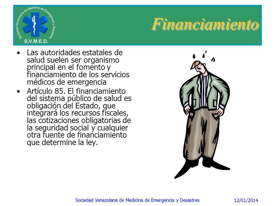 Sociedad Venezolana de Medicina de Emergencia y Desastres