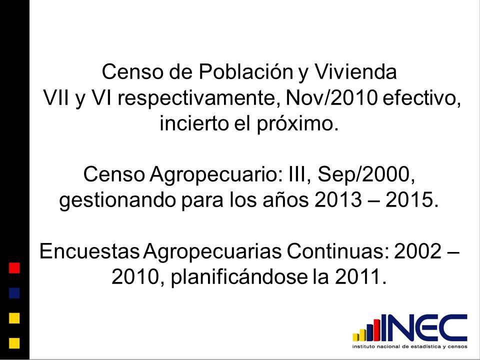 Censo de Población y Vivienda