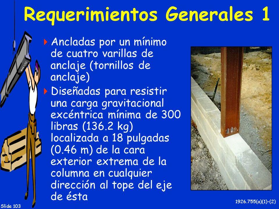 Requerimientos Generales 1