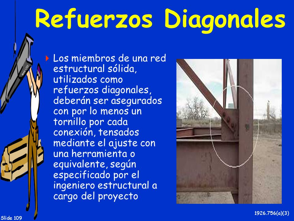 Refuerzos Diagonales