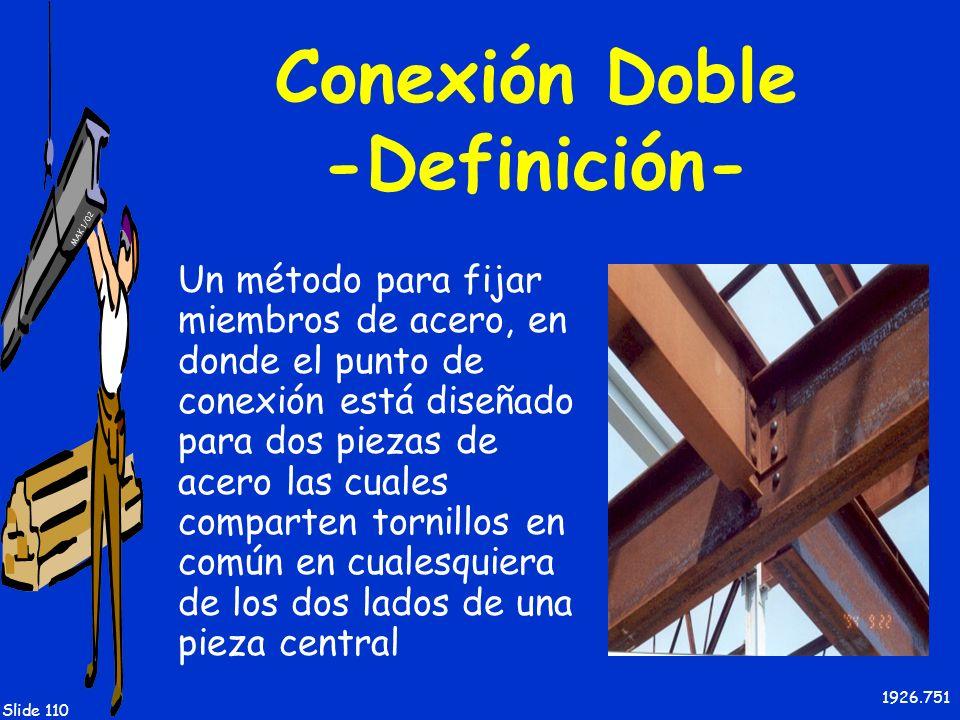 Conexión Doble -Definición-