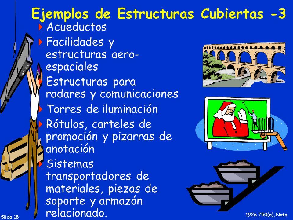 Ejemplos de Estructuras Cubiertas -3