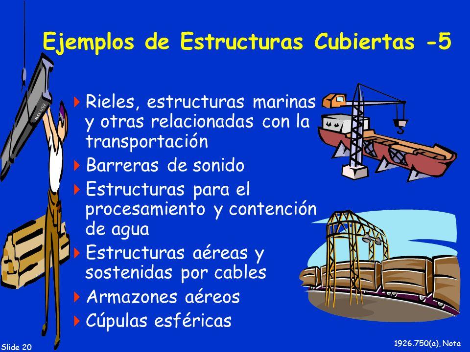 Ejemplos de Estructuras Cubiertas -5