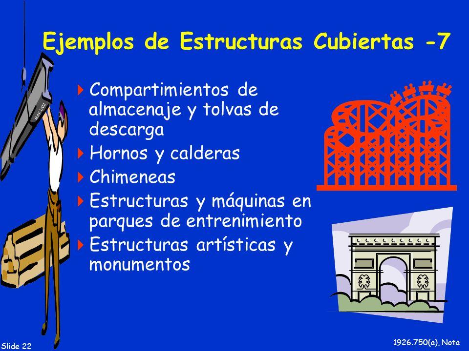 Ejemplos de Estructuras Cubiertas -7