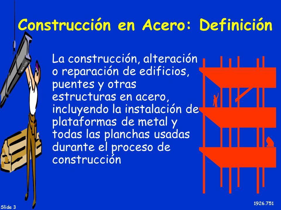 Construcción en Acero: Definición