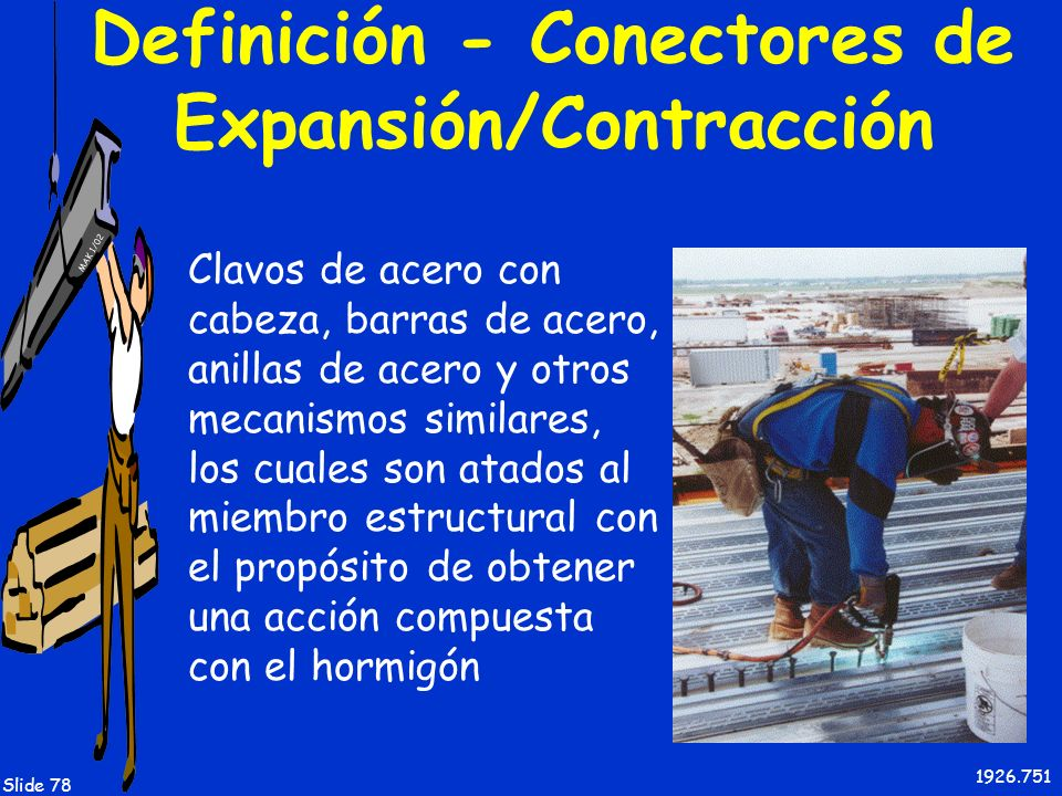 Definición - Conectores de Expansión/Contracción