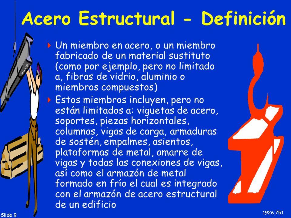 Acero Estructural - Definición