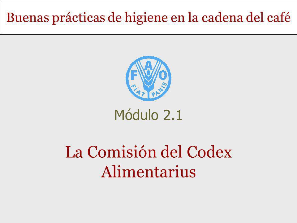 La Comisión del Codex Alimentarius