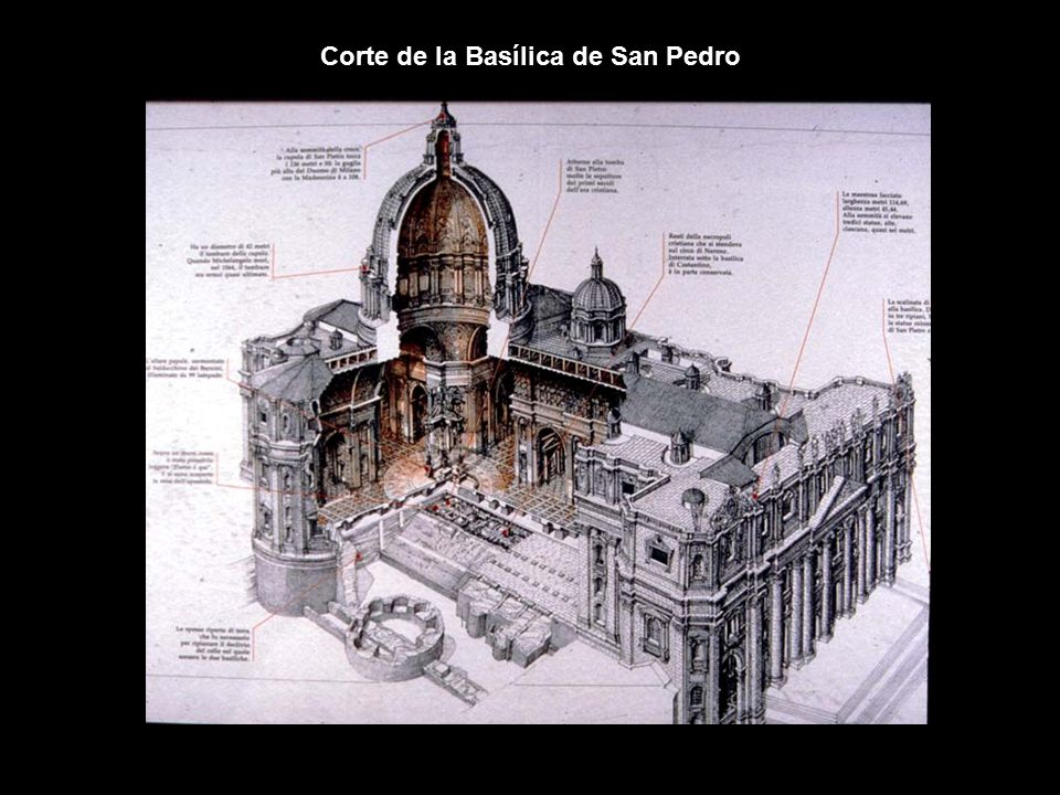 LA ARQUITECTURA DEL ALTO RENACIMIENTO (CINQUECENTO) Y DEL