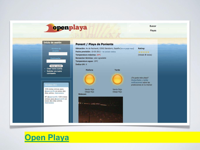Open Playa