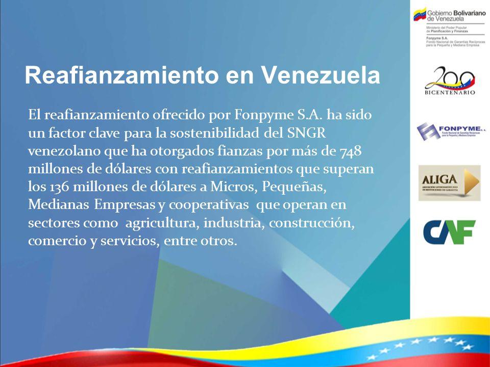 Reafianzamiento en Venezuela