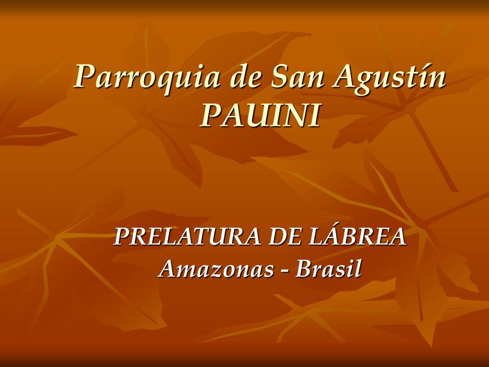 Parroquia de San Agustín PAUINI