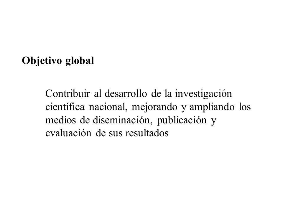 Objetivo global
