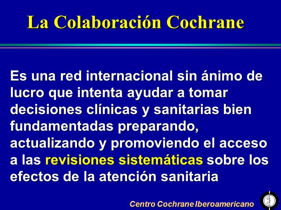 La Colaboración Cochrane